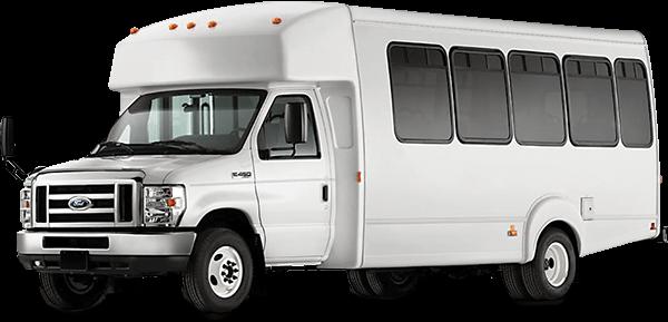 E=45- shuttle bus
