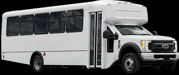 F-550 bus
