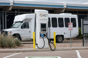 Lightning Energy provides end-to-end fleet charging solutions